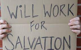 work for salvation