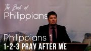 Book of Philippians: Chapter 1