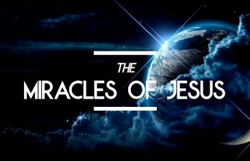 Miracles of Jesus: The Transfiguration